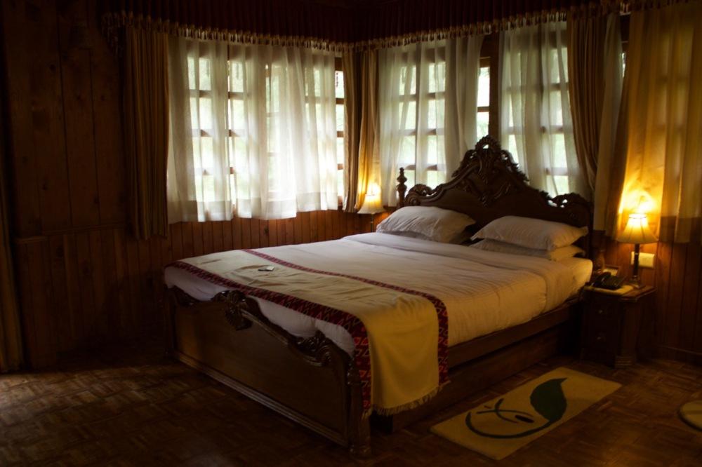 The 'Kullu' Machan - Made entirely of aromatic Devdhar wood