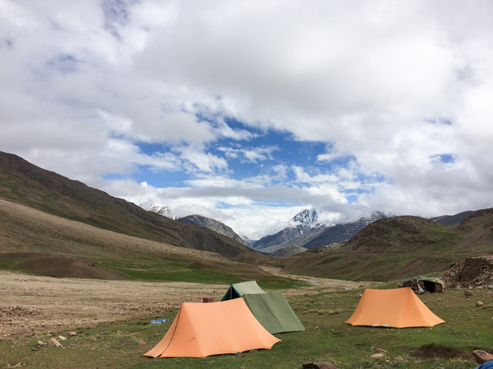 Tents Chandrataal Camping