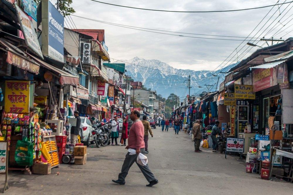 Chamba street