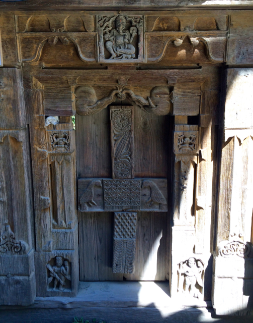 Wood Carvings Naggar