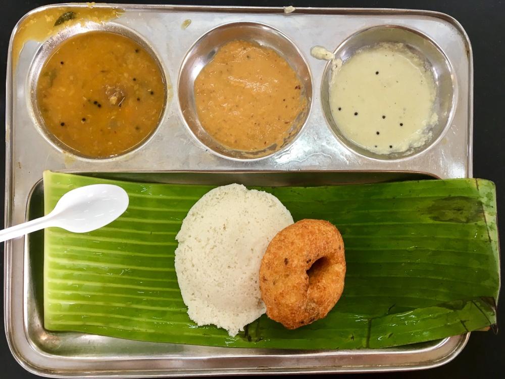 Breakfast Pondicherry
