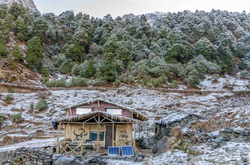 Chopta Mud House