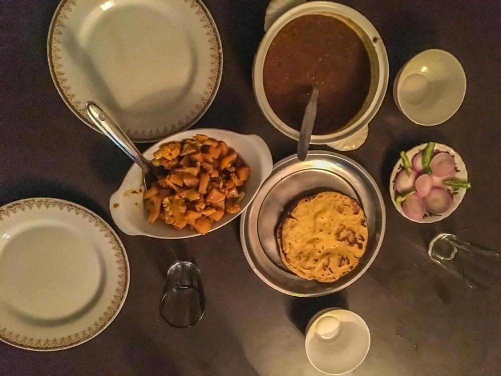 Dinner Bhandal Himachal