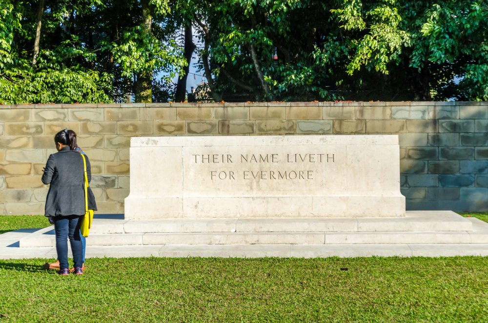 Imphal Cemetery