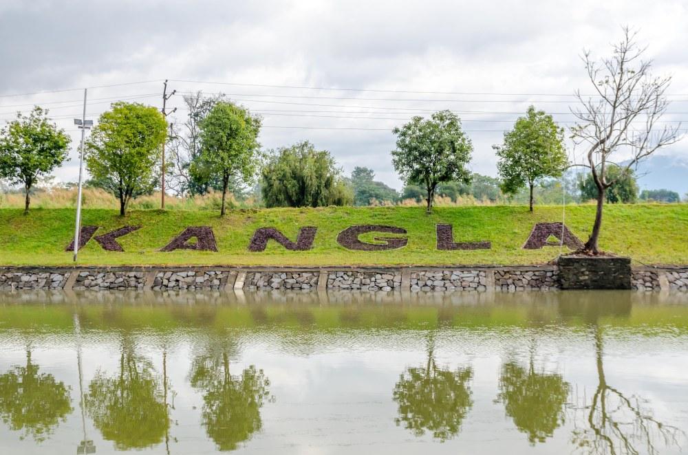 Kangla Fort Exterior